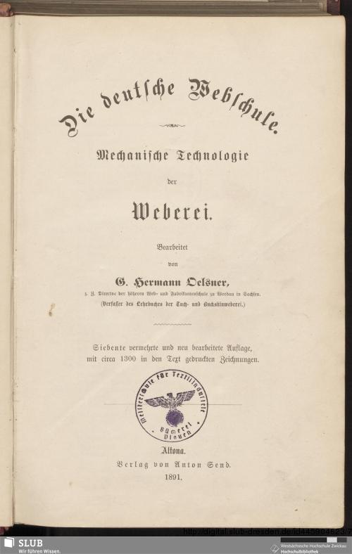 Vorschaubild von Die deutsche Webschule