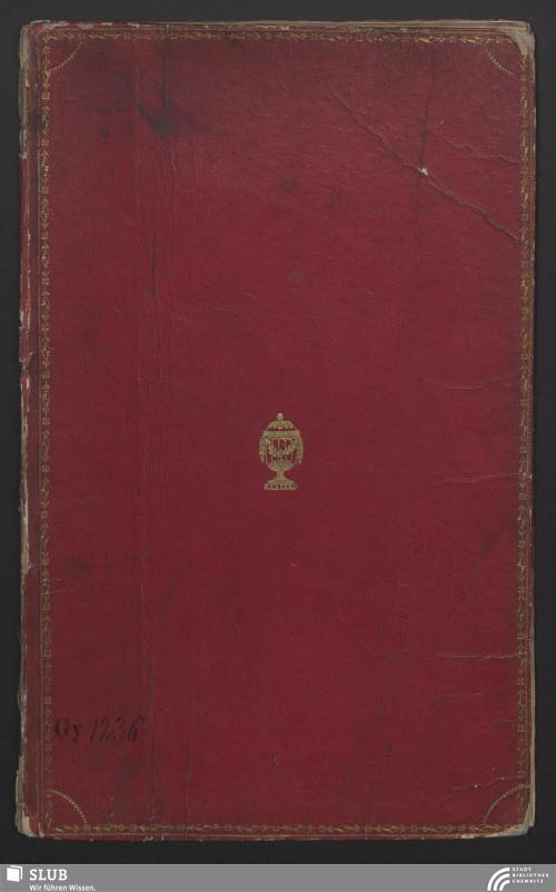 Vorschaubild von Pia Vota a Civibus Primi et Secundi Ordinis Lycei Chemnitiensis In Natalem M. Becheri Praeceptoris maxime Venerandi exhibita - 2X 123