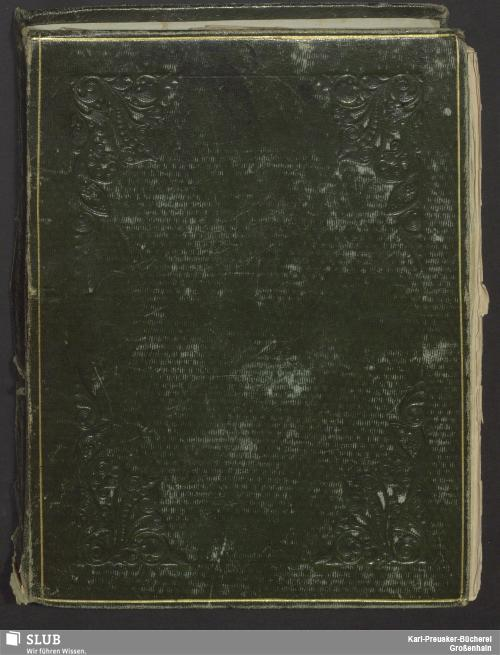 Vorschaubild von Buch VII, die Jahre 1816 bis Mitte 1817 umfassend