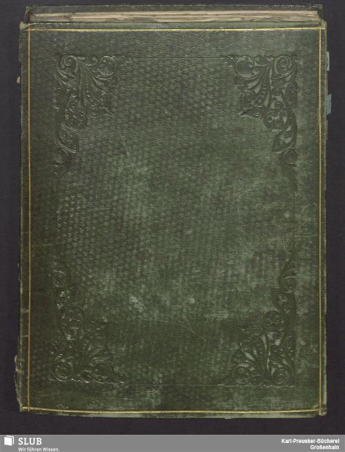 Vorschaubild von Buch VIII, die Jahre 1817-1821 umfassend