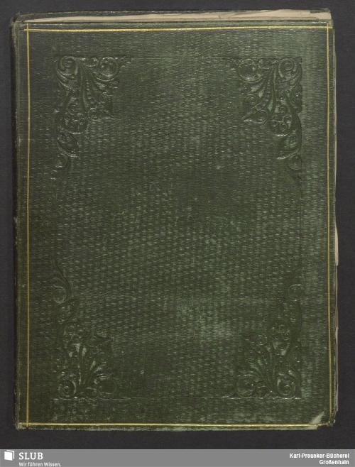 Vorschaubild von Buch IX, die Jahre v. Michaelis 1821 b. Johanni 1824 umfassend