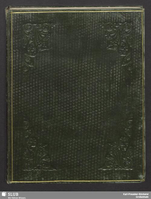 Vorschaubild von Zehntes Buch, die Jahre von Johanni 1824 bis Ende 1829 umfassend