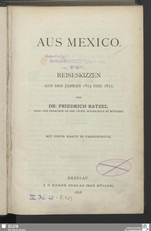 Vorschaubild von Aus Mexico