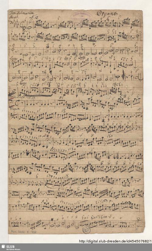 Vorschaubild von Cantatas - Mus.3602-E-532