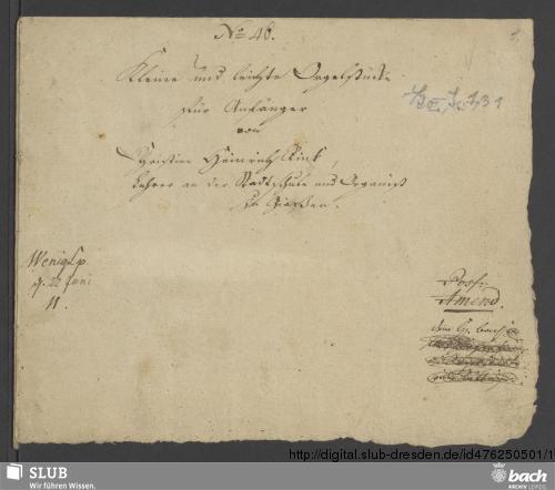 Vorschaubild von 12 Preludes - Go. S. 131