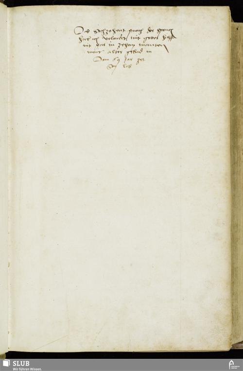 Vorschaubild von Das sechzehent puech der spruch - SG 16