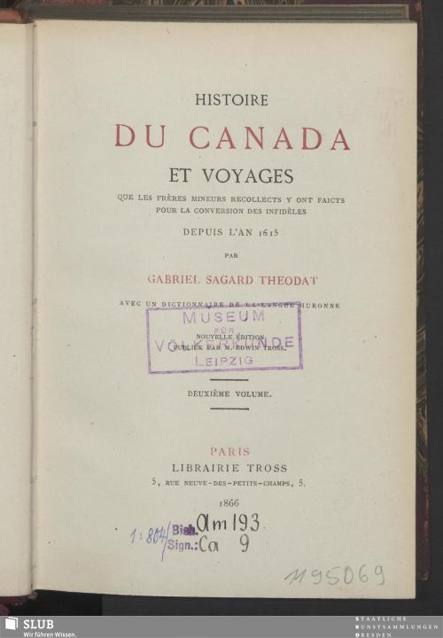 Vorschaubild von Deuxieme volume