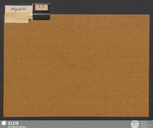 Vorschaubild von Augstall (I B)