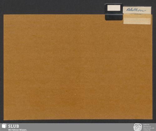 Vorschaubild von Blattern (I A B)