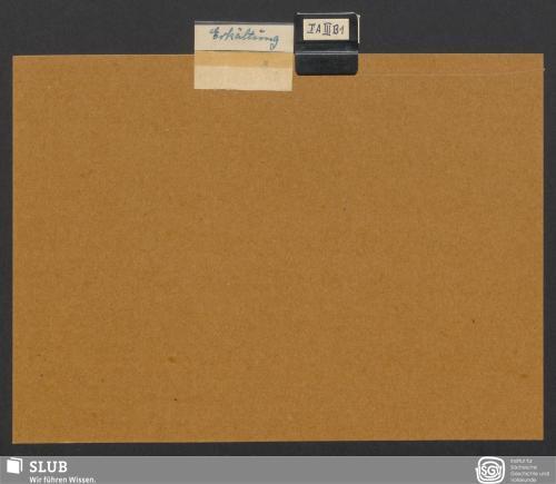Vorschaubild von Erkältung (I A; III B 1)
