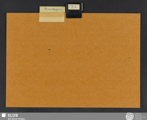 Vorschaubild von Generalsegen (II A)