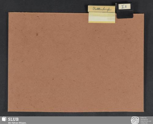 Vorschaubild von Kettenbriefe (II A)