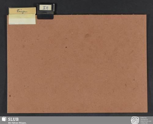 Vorschaubild von Längen (II E)