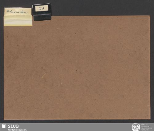 Vorschaubild von Schwinden (I A)