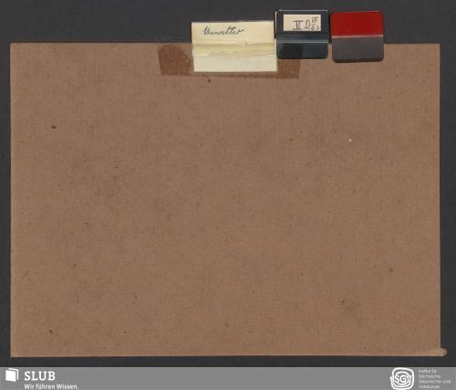 Vorschaubild von Unwetter (II D; III B 3)