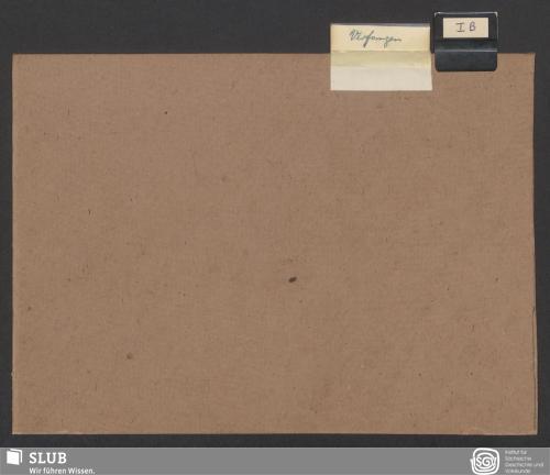 Vorschaubild von Verfangen (I B)