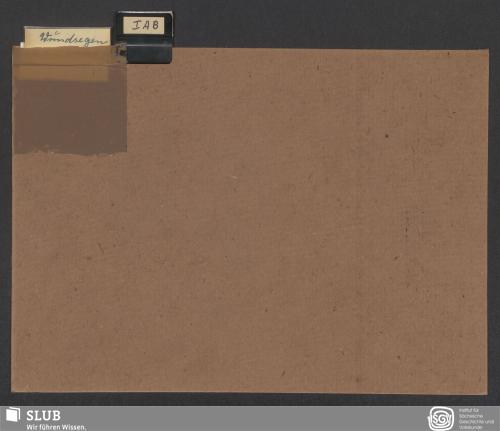 Vorschaubild von Wundsegen (I A; I B)