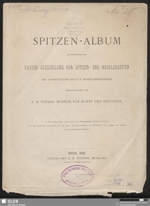 Vorschaubild von Spitzen-Album