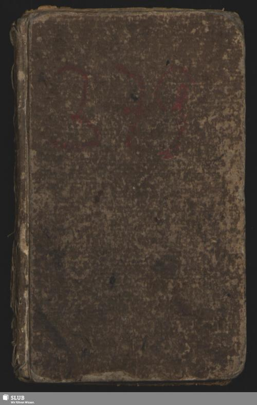 Vorschaubild von Wanderbuch [für den Leinenwebergesellen Friedrich Wilhelm Steger, aus Mittweyda, No. 230]