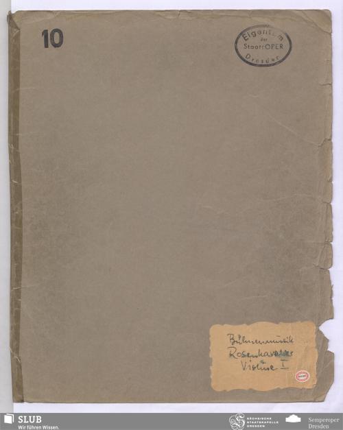 Vorschaubild von [Originalstimmen 1910 (Bühnenmusik)]