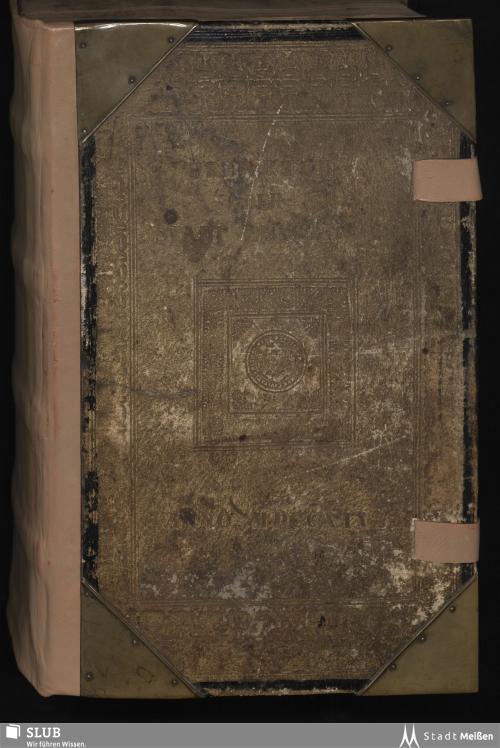 Vorschaubild von Urbar der Stadt Meißen - Urbar Stadt Meißen