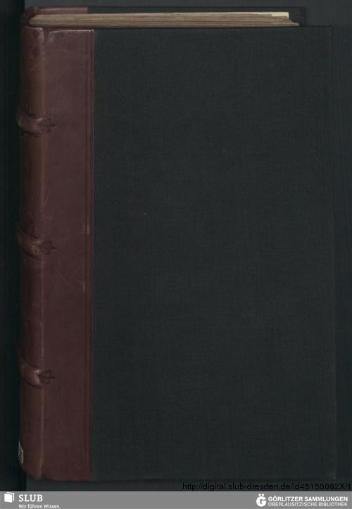 Vorschaubild von Verordnungen des Görlitzer Rates 1607 - 1813