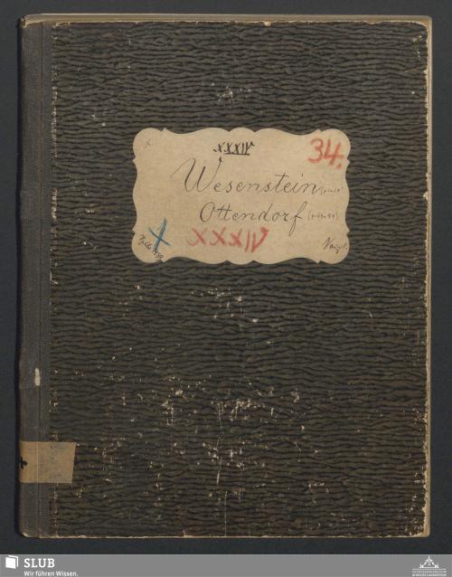 Vorschaubild von Wesenstein Ottendorf - A3.35
