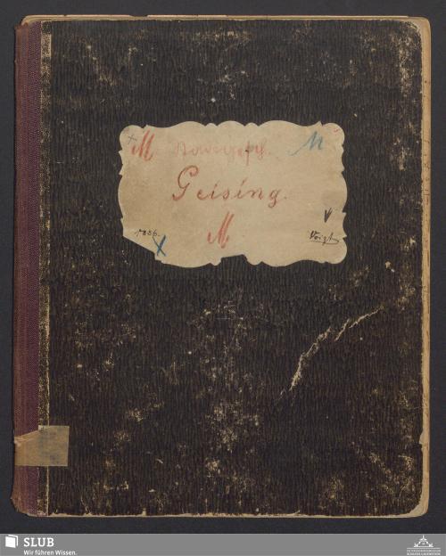 Vorschaubild von Geising - A3.35