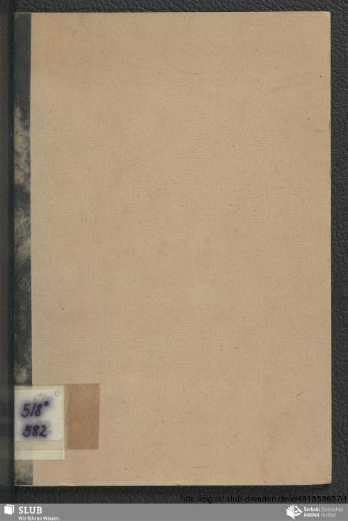 Vorschaubild von Dźewjaty wěnc serbskich spěwow, spěwanych na 50lětnym jubileju serbskich spěw. swjedźenjow dźeń 2. oktobra 1895 w Budyšinje