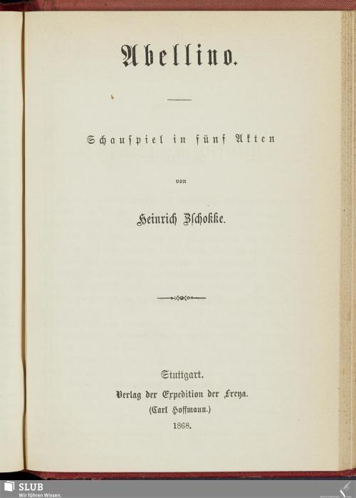 Vorschaubild von Abellino