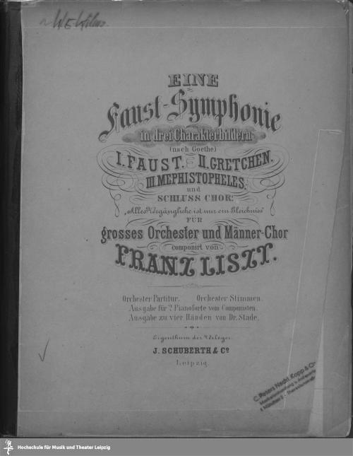 Vorschaubild von Eine Faust-Symphonie