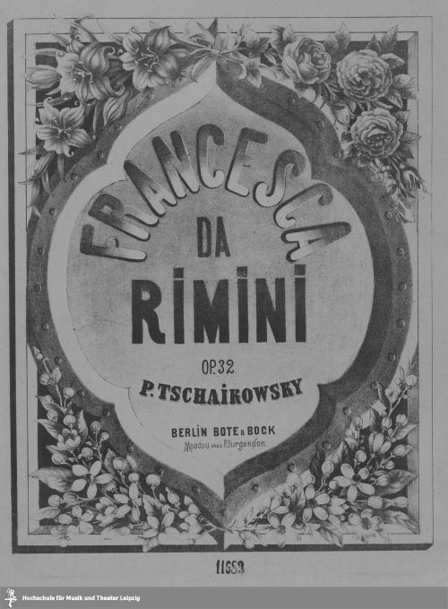 Vorschaubild von Francesca da Rimini
