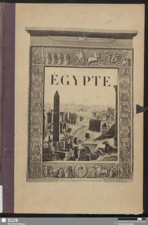 Vorschaubild von Égypte