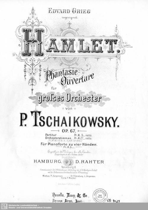 Vorschaubild von Hamlet