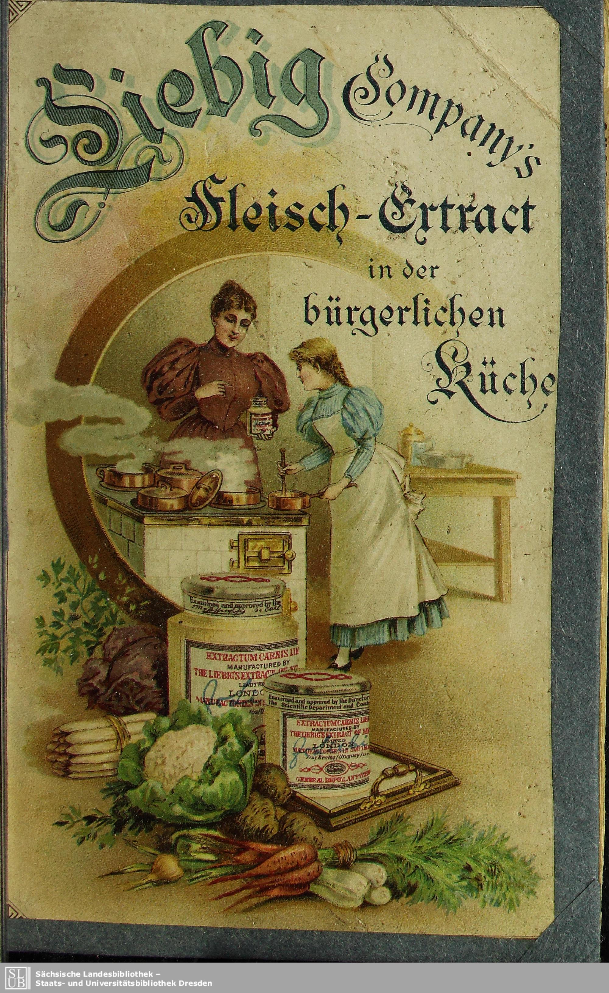 SLUB Dresden: Werkansicht: Liebig Company\'s Fleisch-Extract ...