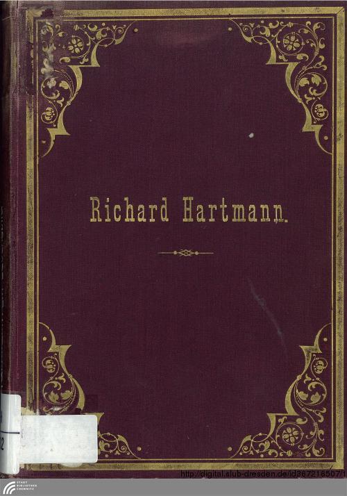 Vorschaubild von Richard Hartmann