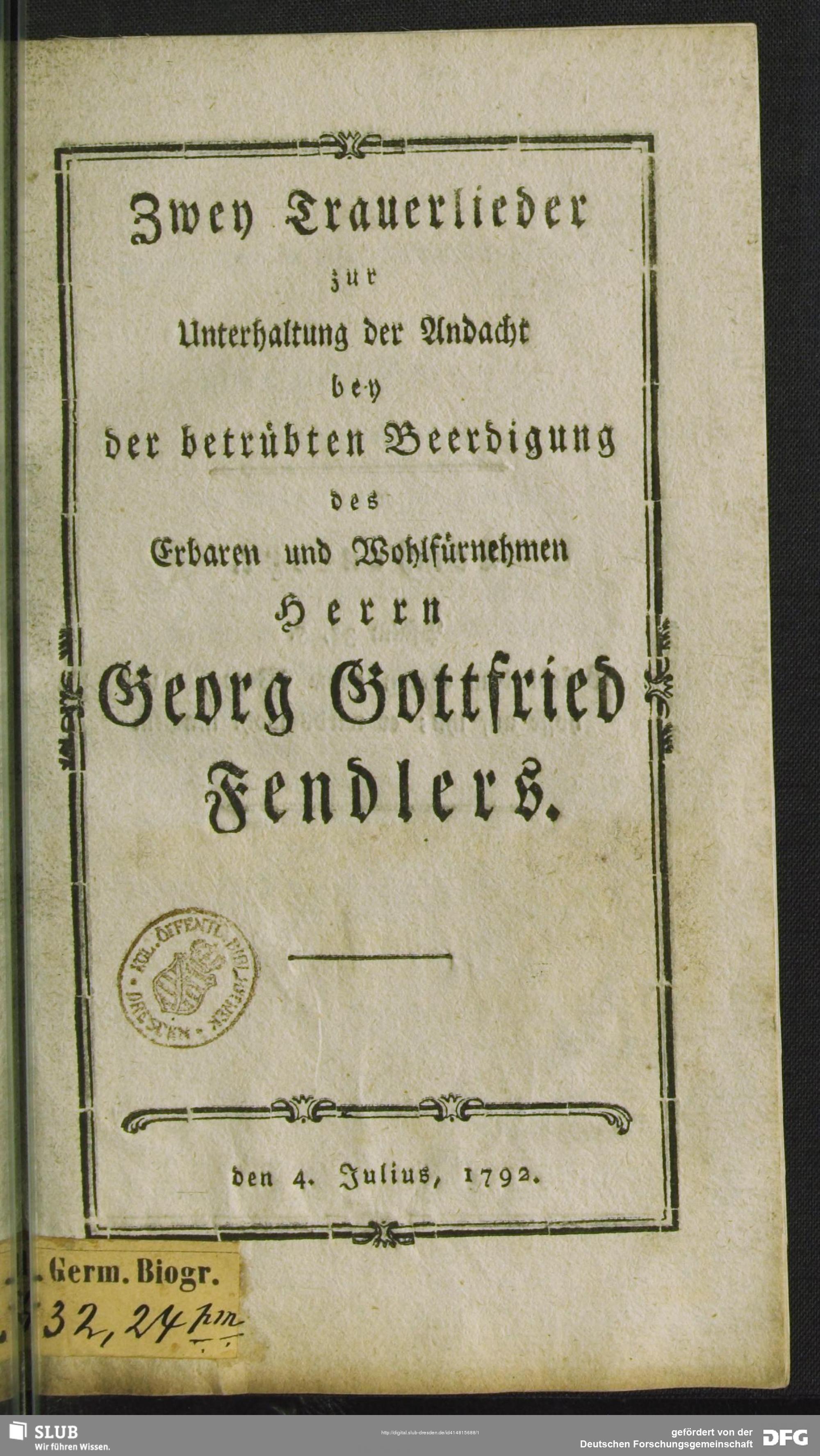 deutsche trauerlieder beerdigung